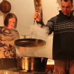 Kookworkshop in de winter bij Cooking Adventure